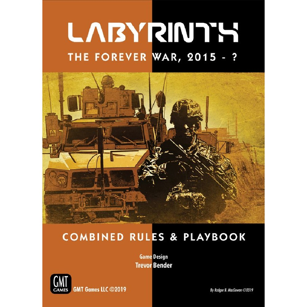 Labyrinth The Forever War, 2015-?