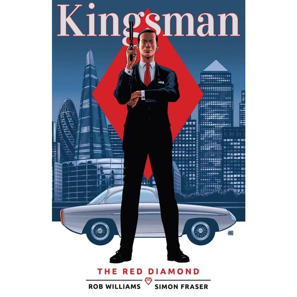 Kingsman Red Diamond TP