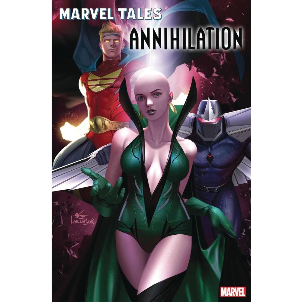 Marvel Tales Annihilation 01
