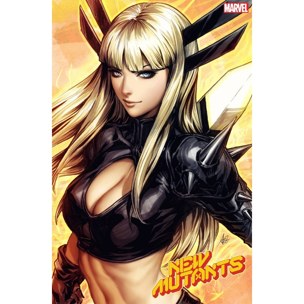 New Mutants 01 Artgerm Var Dx