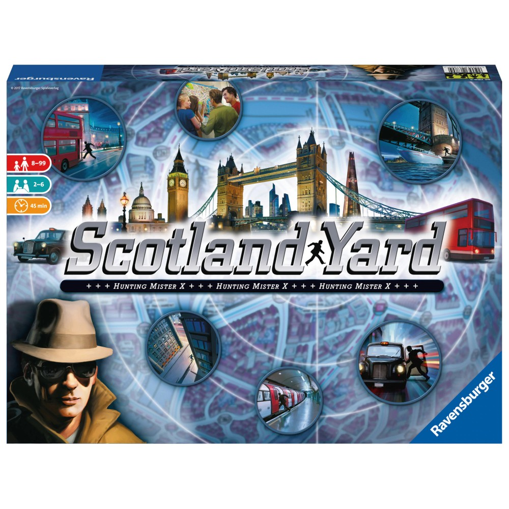 Scotland Yard (editie in limba romana)