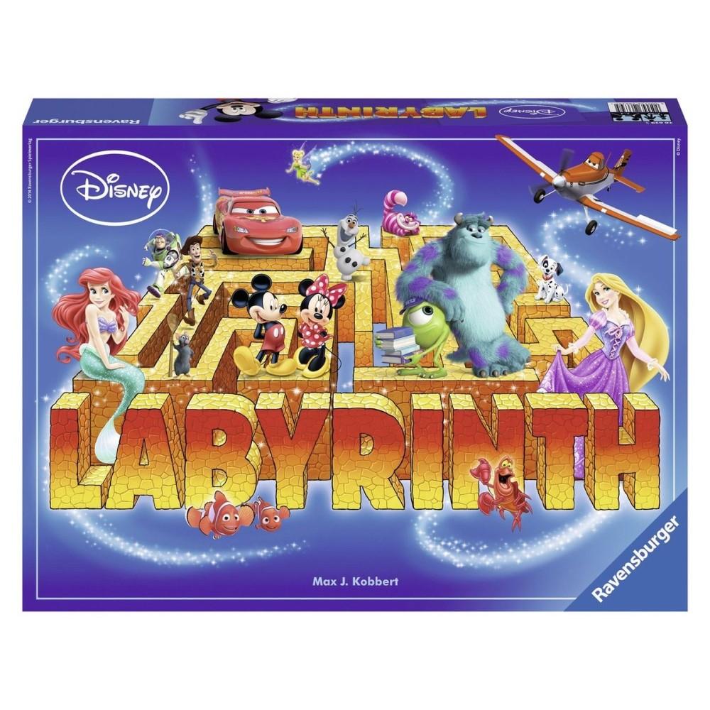 Labyrint Personaje Disney (editie in limba romana)