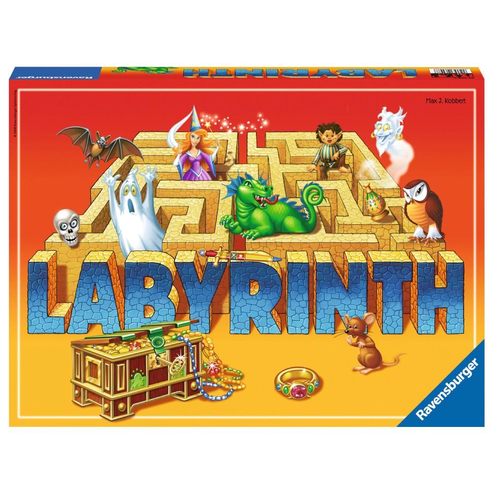 Labyrint (editie in limba romana)