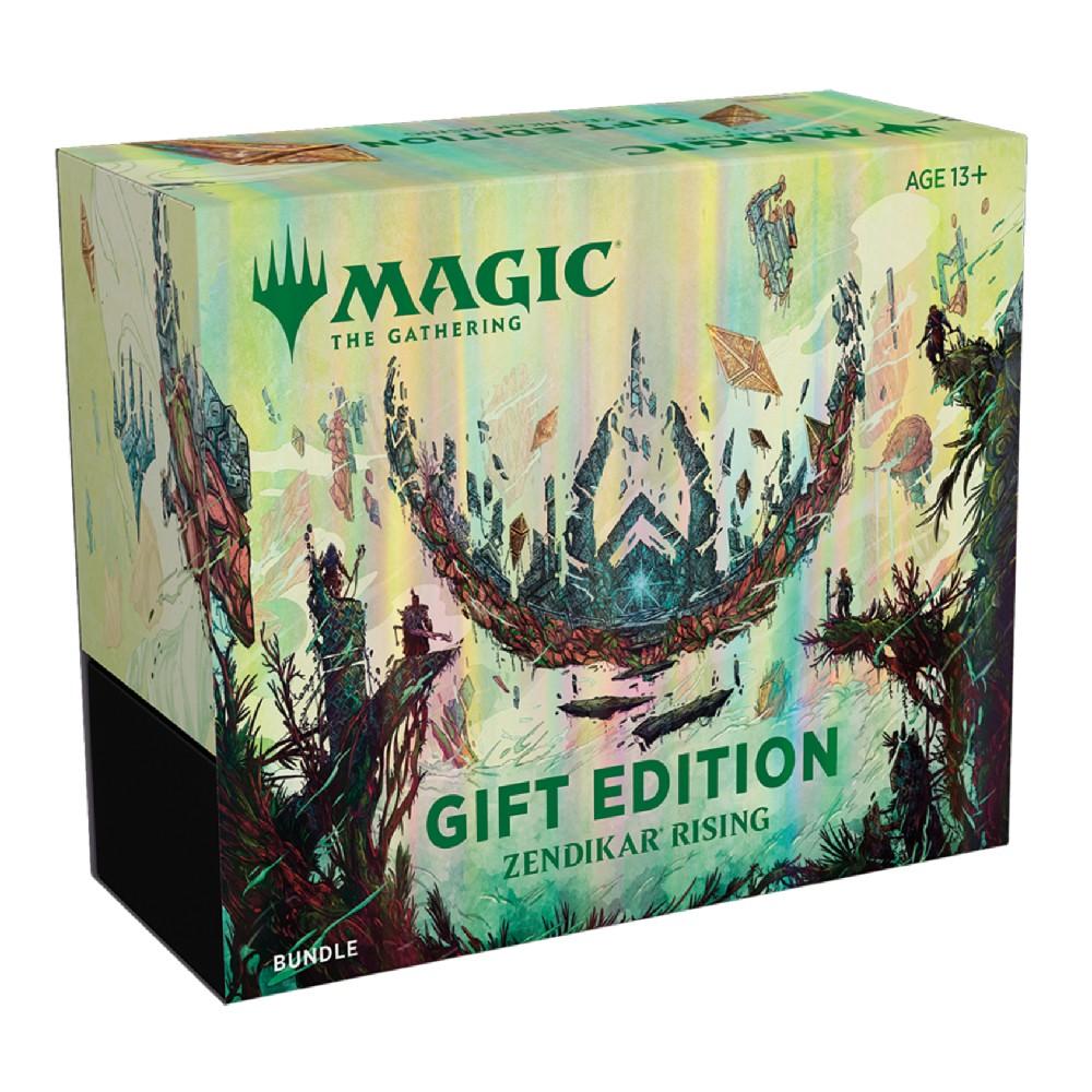Magic the Gathering Zendikar Rising Gift Bundle