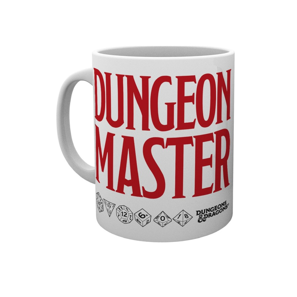 Cana Dungeons & Dragons Dungeon Master imagine