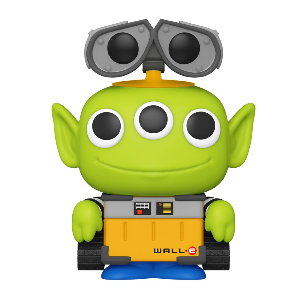 Figurina Funko Pop Disney Pixar Alien Remix Wall-E