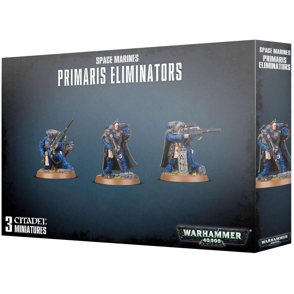 Warhammer Space Marines Primaris Eliminators