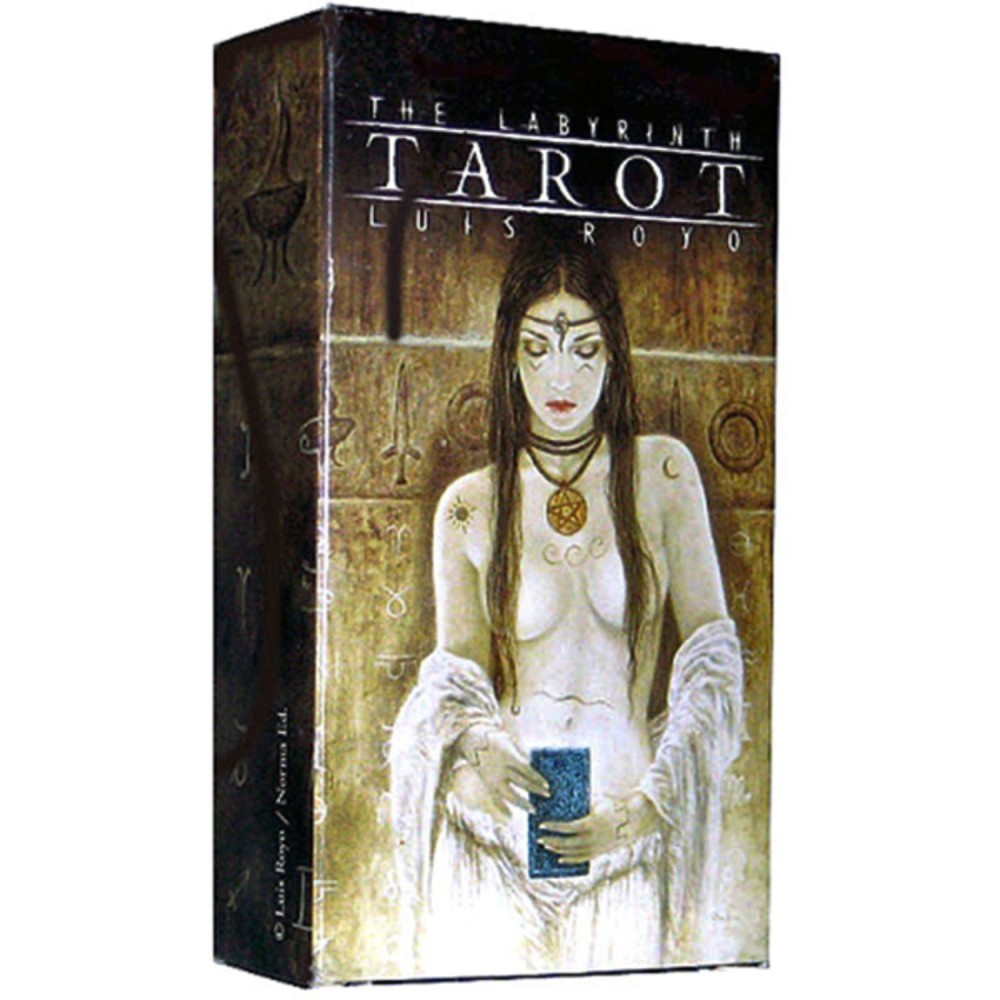 Carti de Tarot Labyrinth imagine
