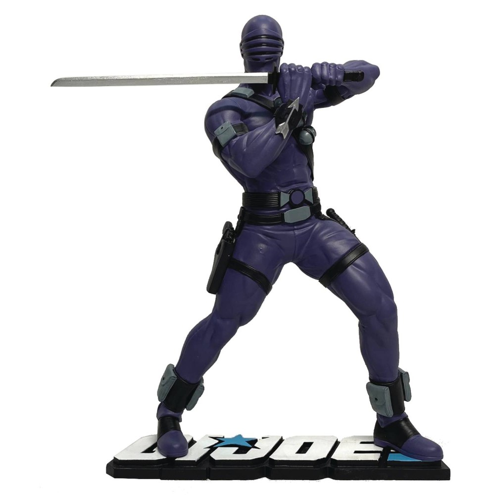 Figurina GI Joe Snake Eyes 1:8 Scale PVC