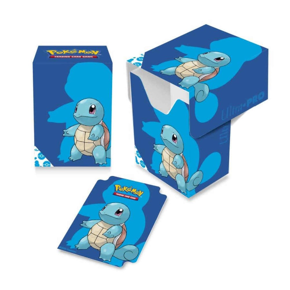Deck Box UP Full View Pokemon Squirtle