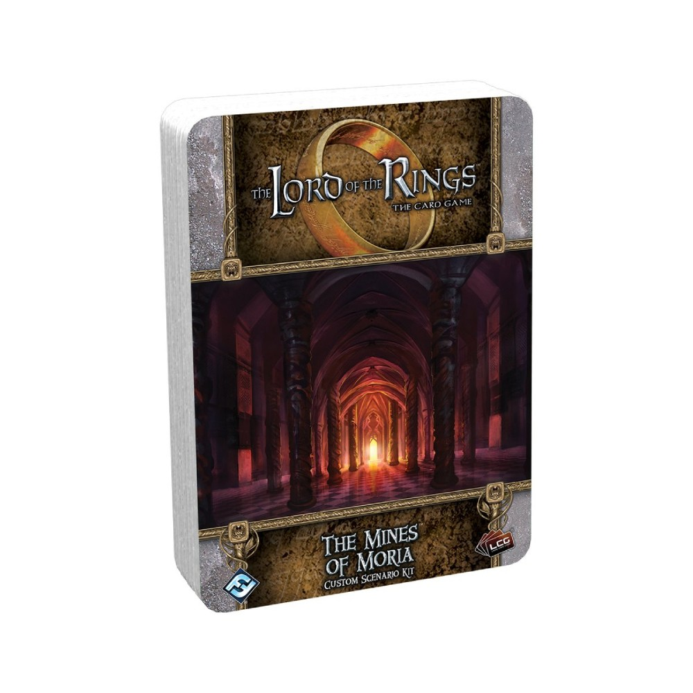 The Lord of the Rings The Card Game – The Mines of Moria Custom Scenario Kit