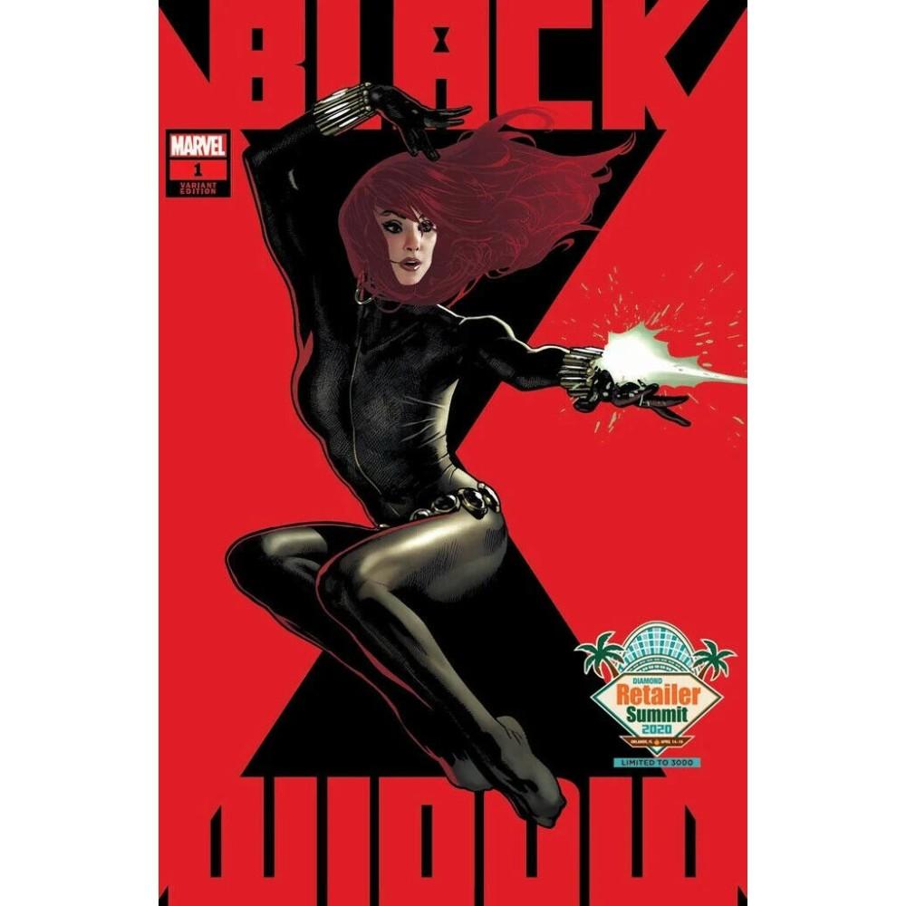 Retailer Summit 2020 Black Widow 01 Hughes Var
