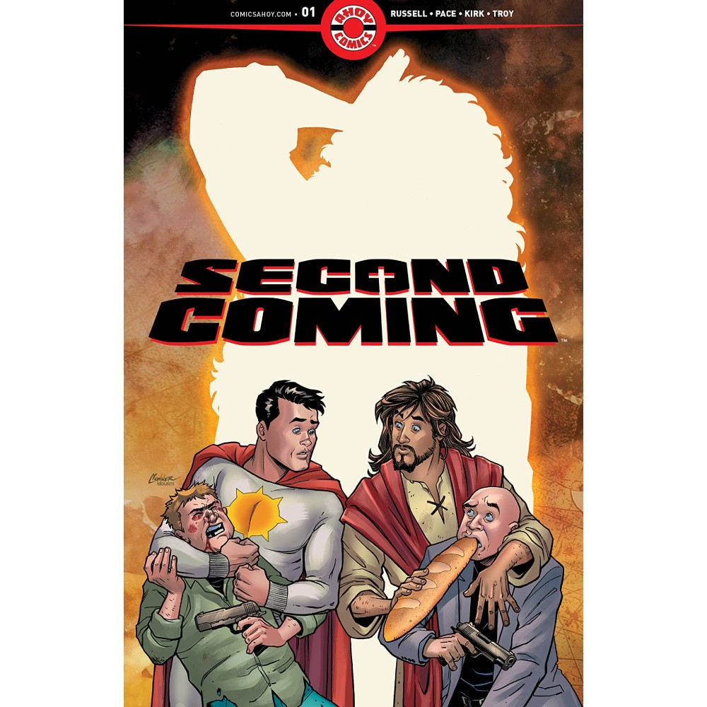 Second Coming 01