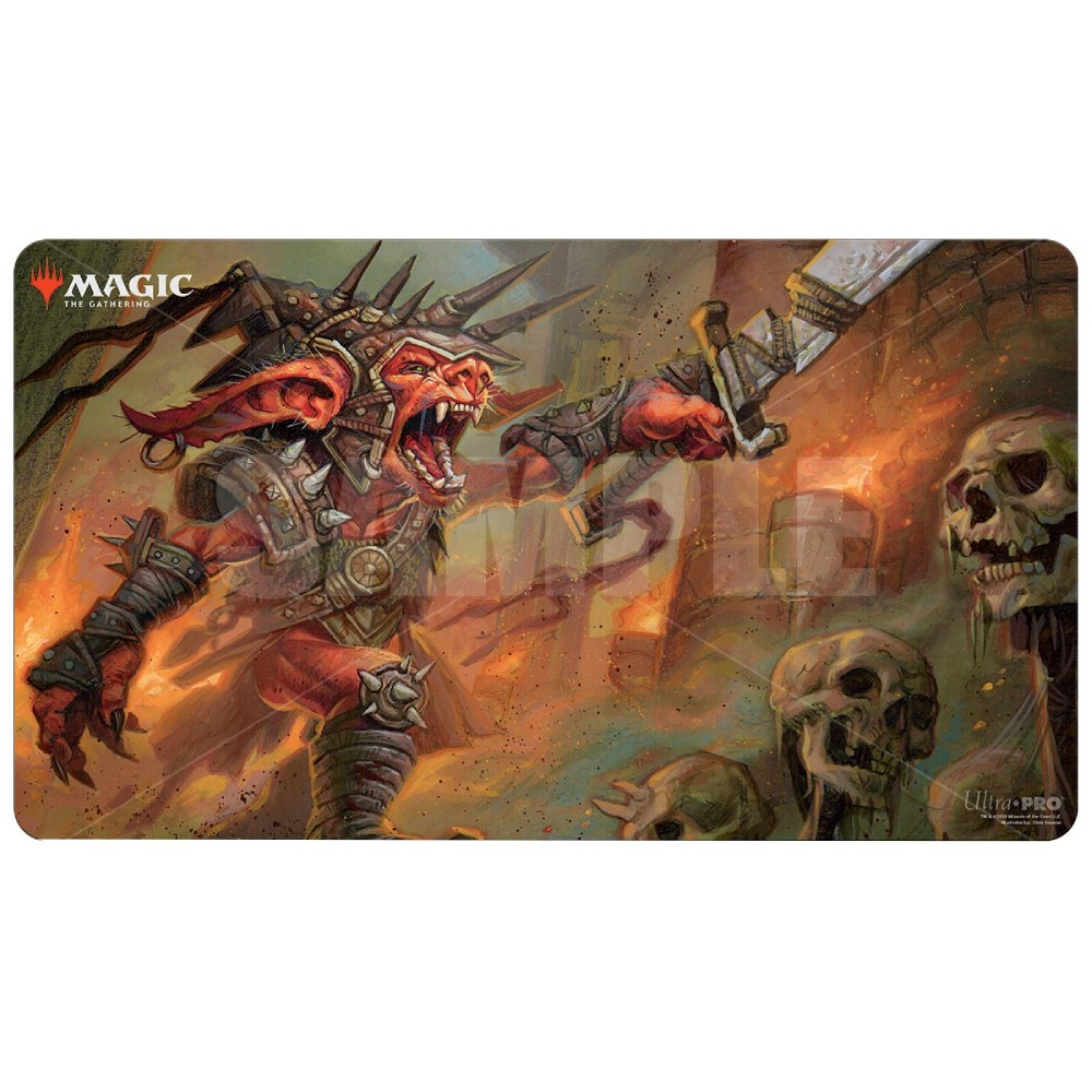 Playmat UP Magic The Gathering Commander Legends V5