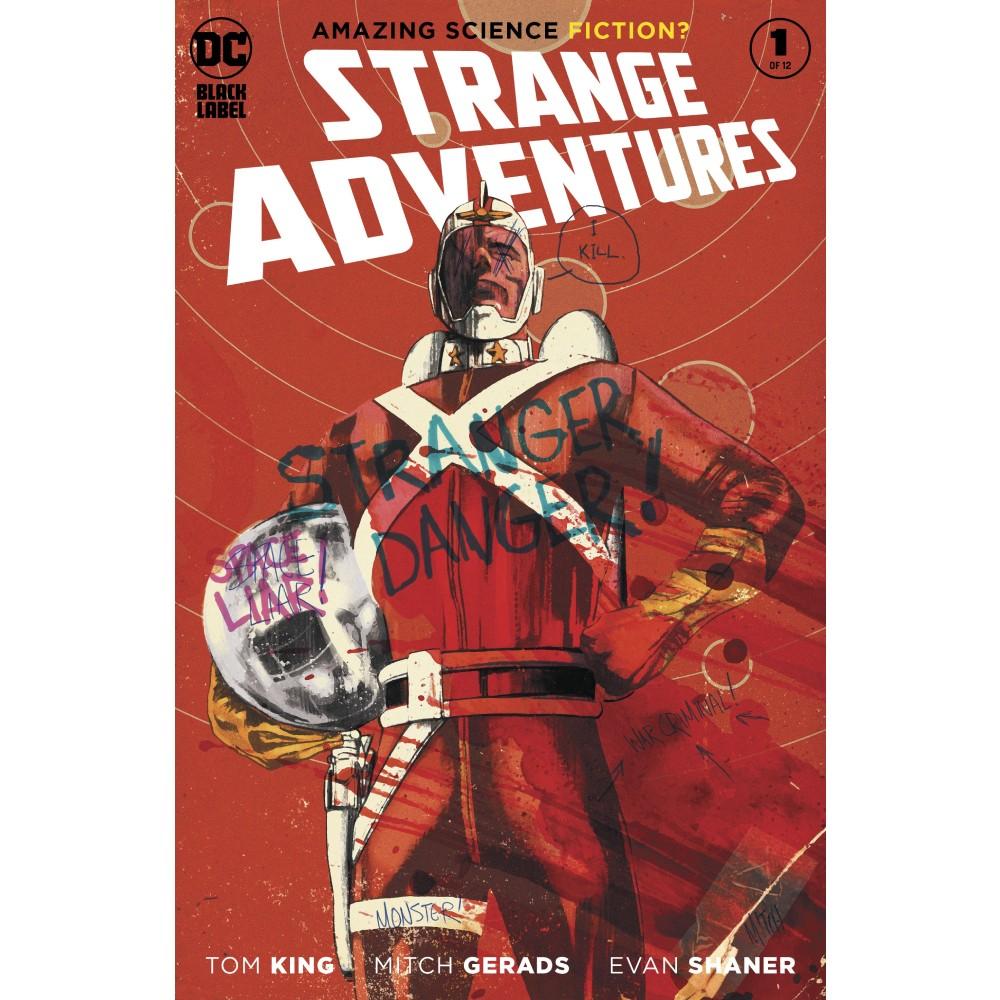 Strange Adventures 01 (of 12)