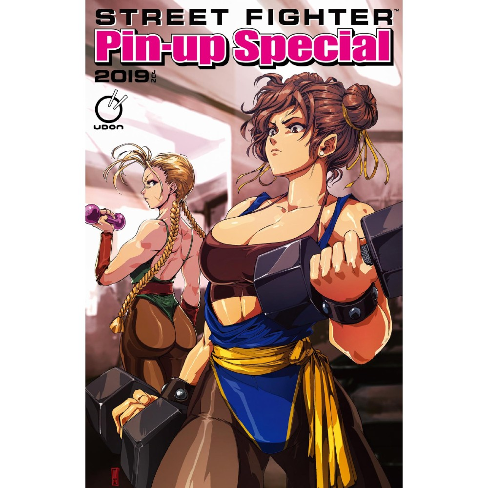 Street Fighter Pin-up Special (2019)