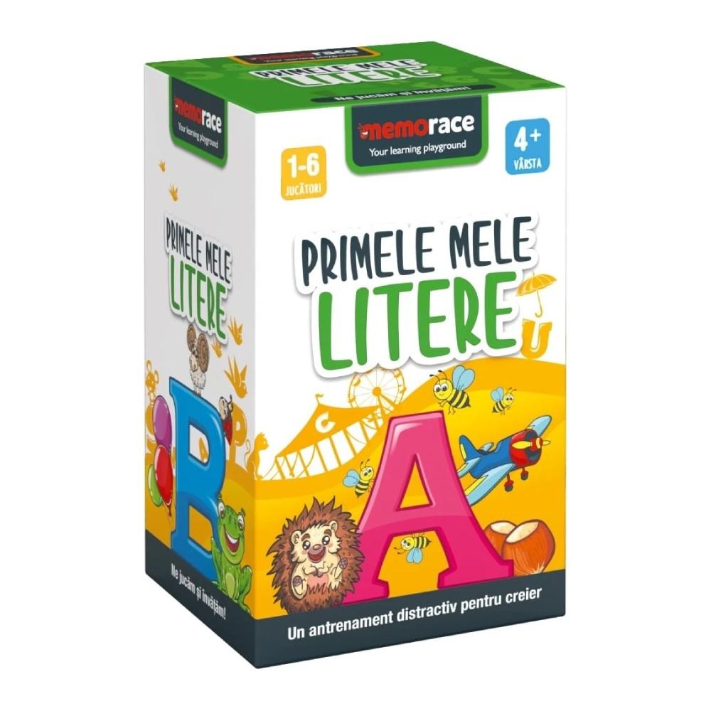 MemoRace - Primele Mele Litere