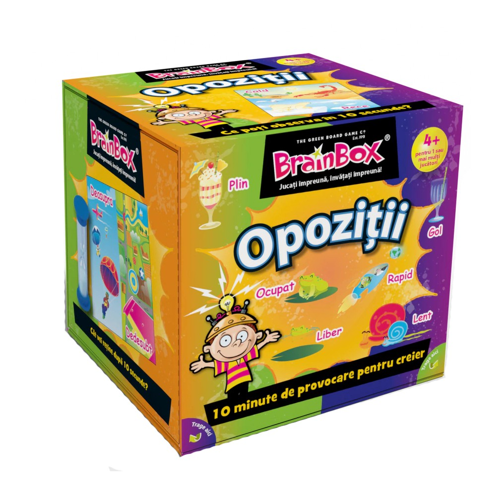 Brainbox Opozitii