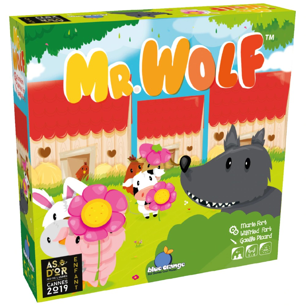 Mr Wolf imagine