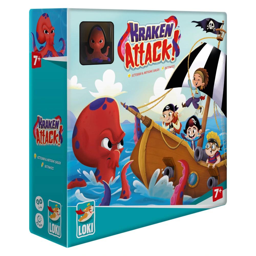 Kraken Attack imagine