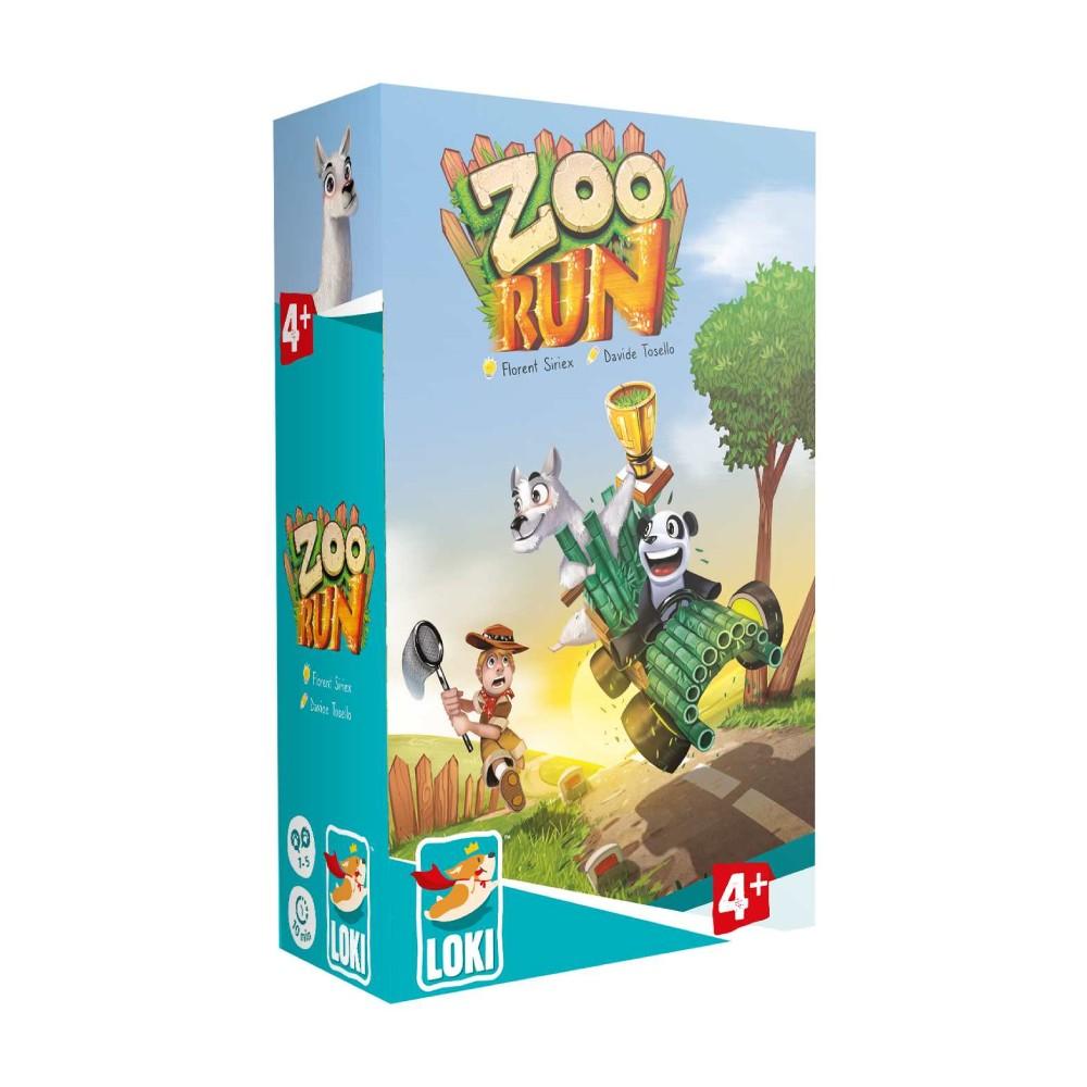 Zoo Run imagine