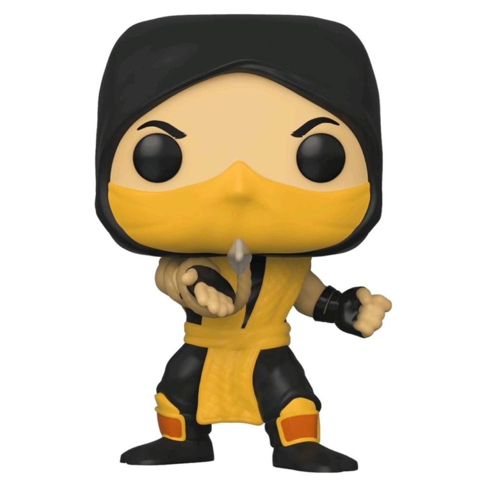 Figurina Funko Pop Mortal Kombat Scorpion