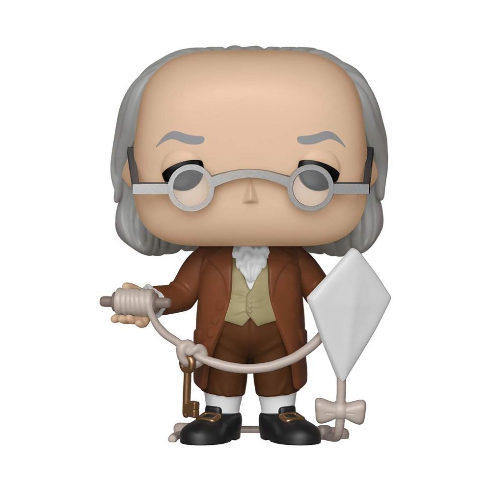 Figurina Funko Pop History Benjamin Franklin