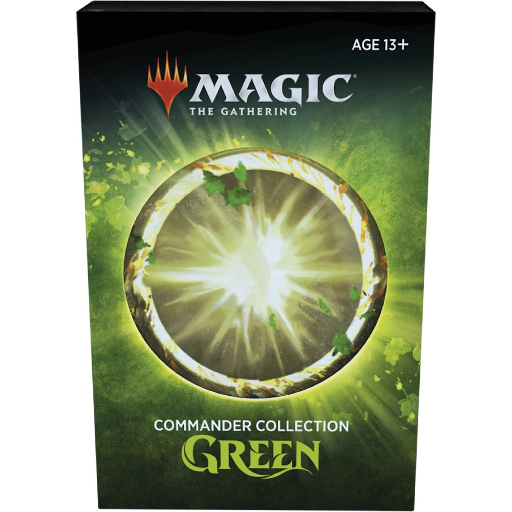 Magic the Gathering Commander Collection Green WPN Regular Exclusive