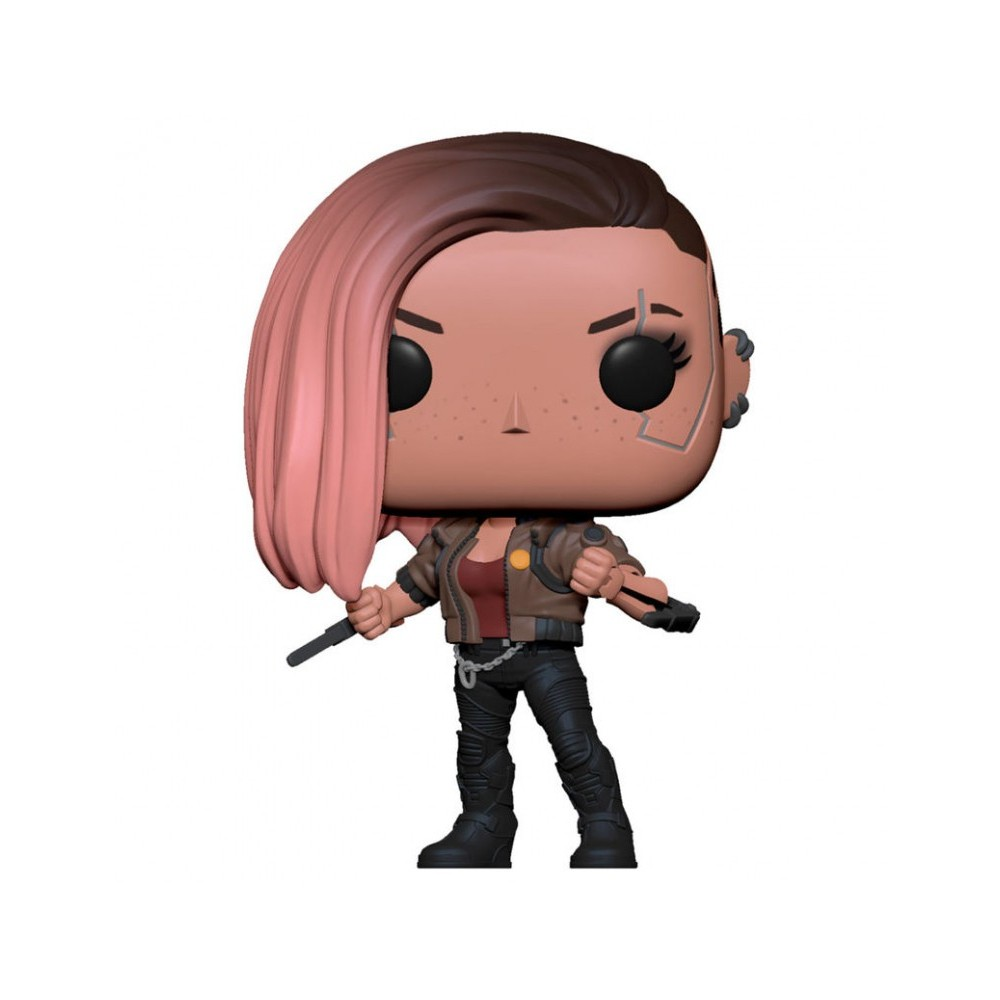 Figurina Funko Pop Cyberpunk 2077 V-Female
