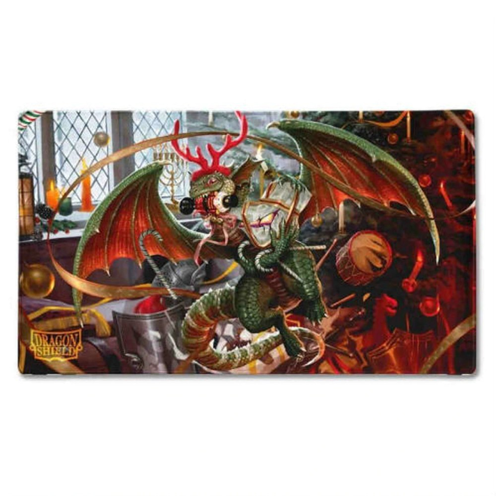 Playmat Dragon Shield Christmas Dragon 2020