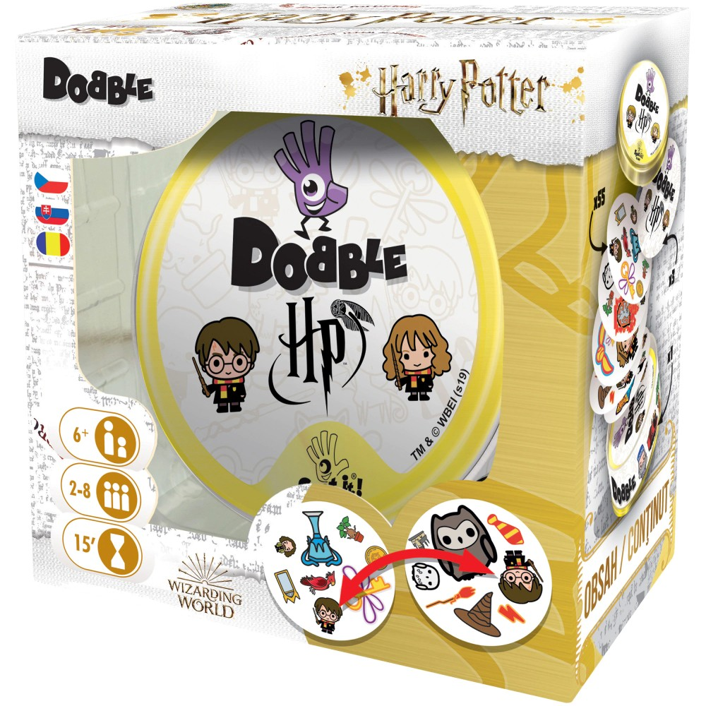Dobble Harry Potter (editia in limba romana)
