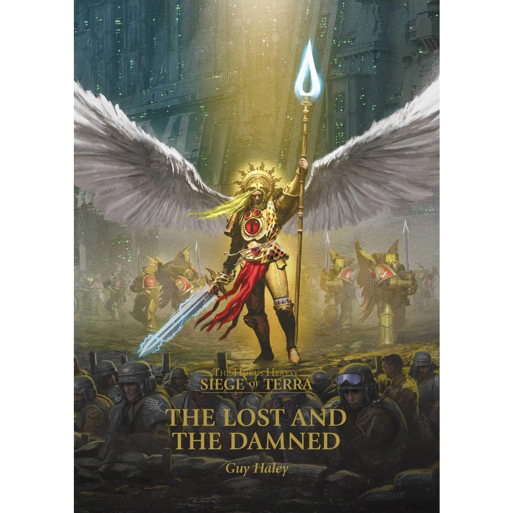 The Lost and the Damned Book 2 (Hardback)