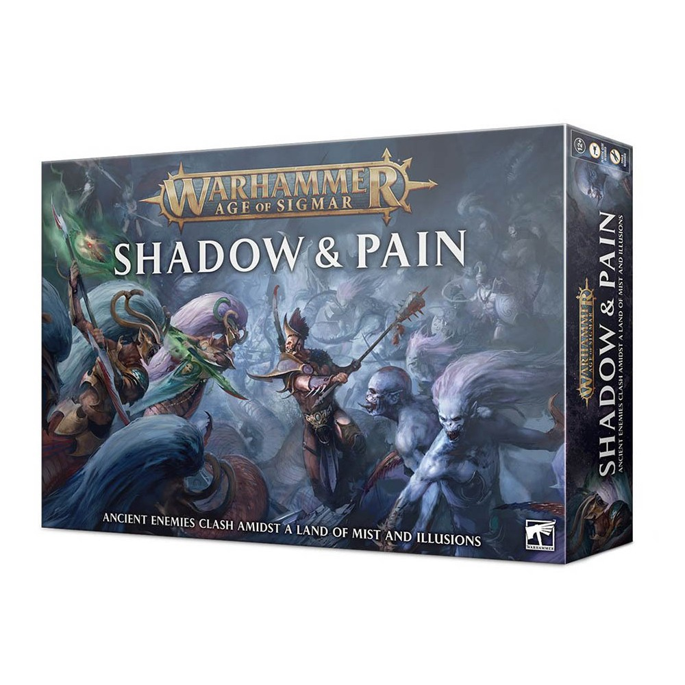 Warhammer Age Of Sigmar Shadow And Pain