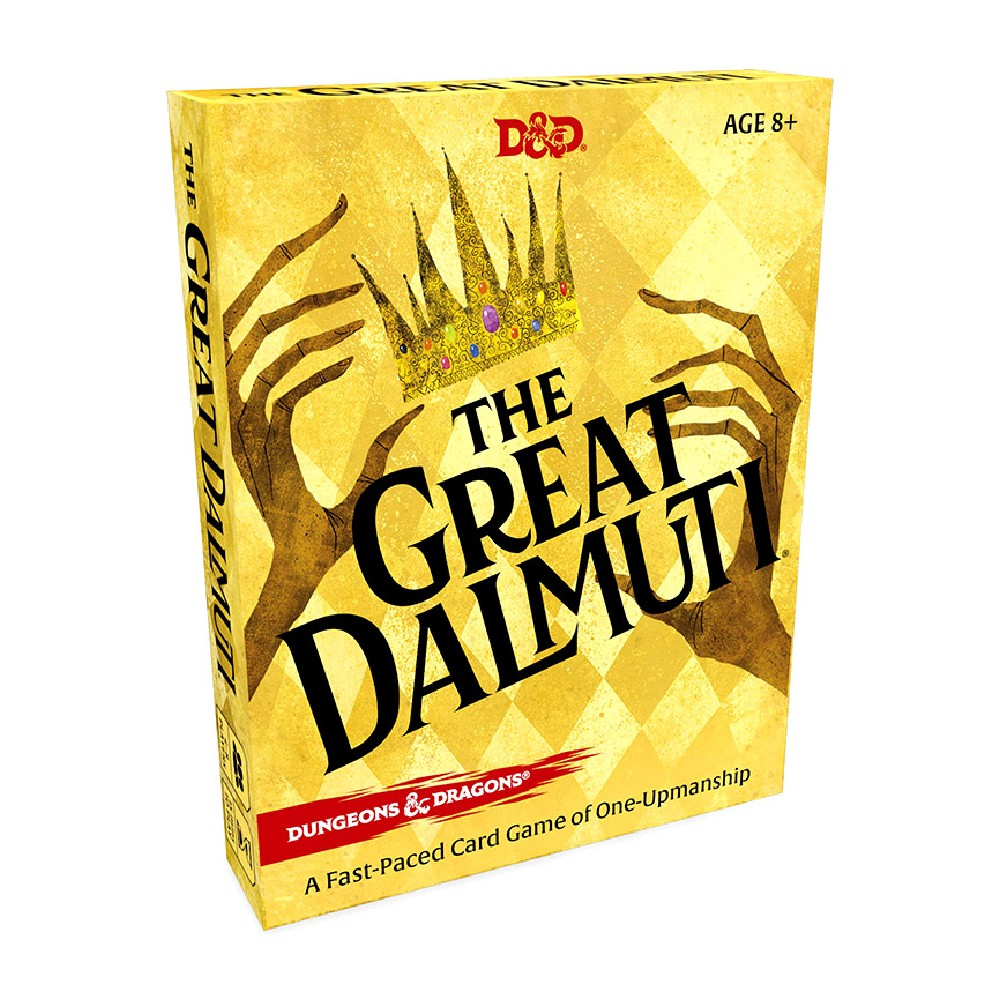 The Great Dalmuti Dungeons & Dragons