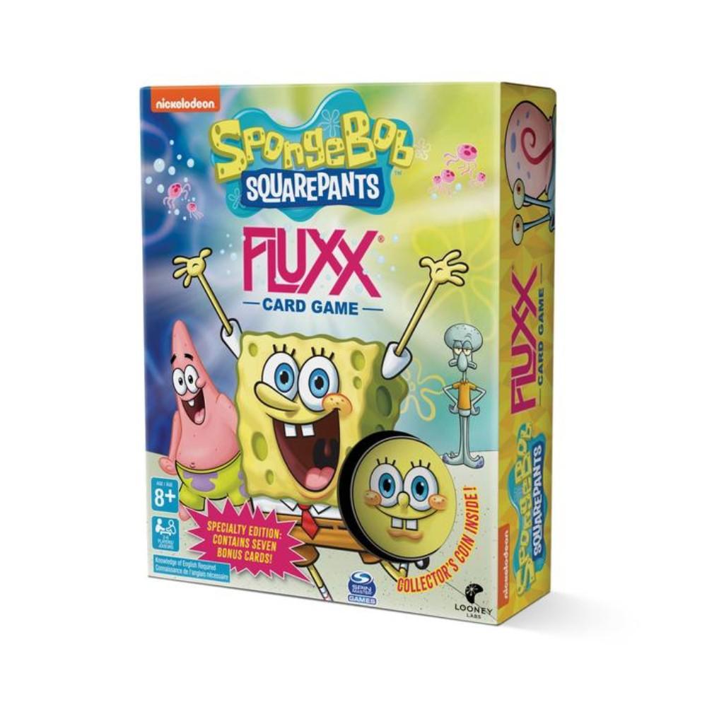 SpongeBob Fluxx