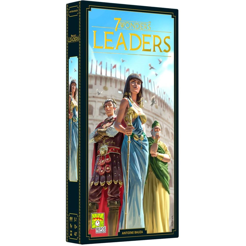 7 Wonders (editie 2020) Leaders