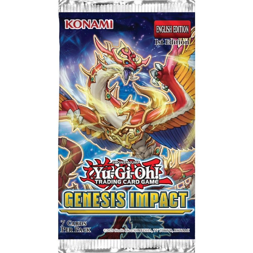 Booster Yu-Gi-Oh! Genesis Impact