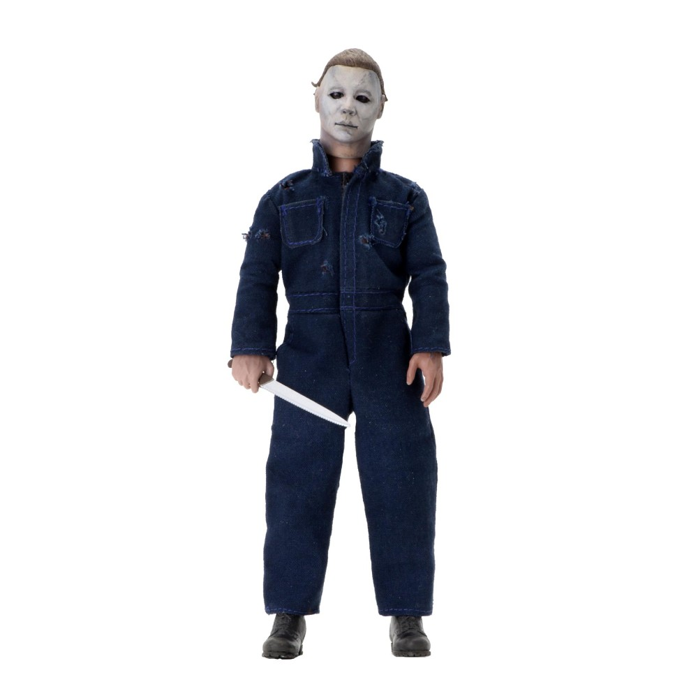 Figurina Articulata Halloween 2 Michael Myers Clothed 20cm