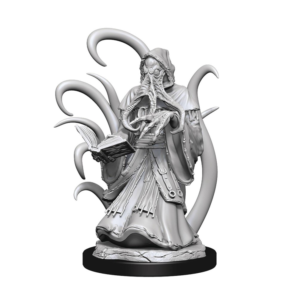Miniaturi Nepictate D&D Nolzur's Marvelous Alhoon & Intellect Devourers (W13)
