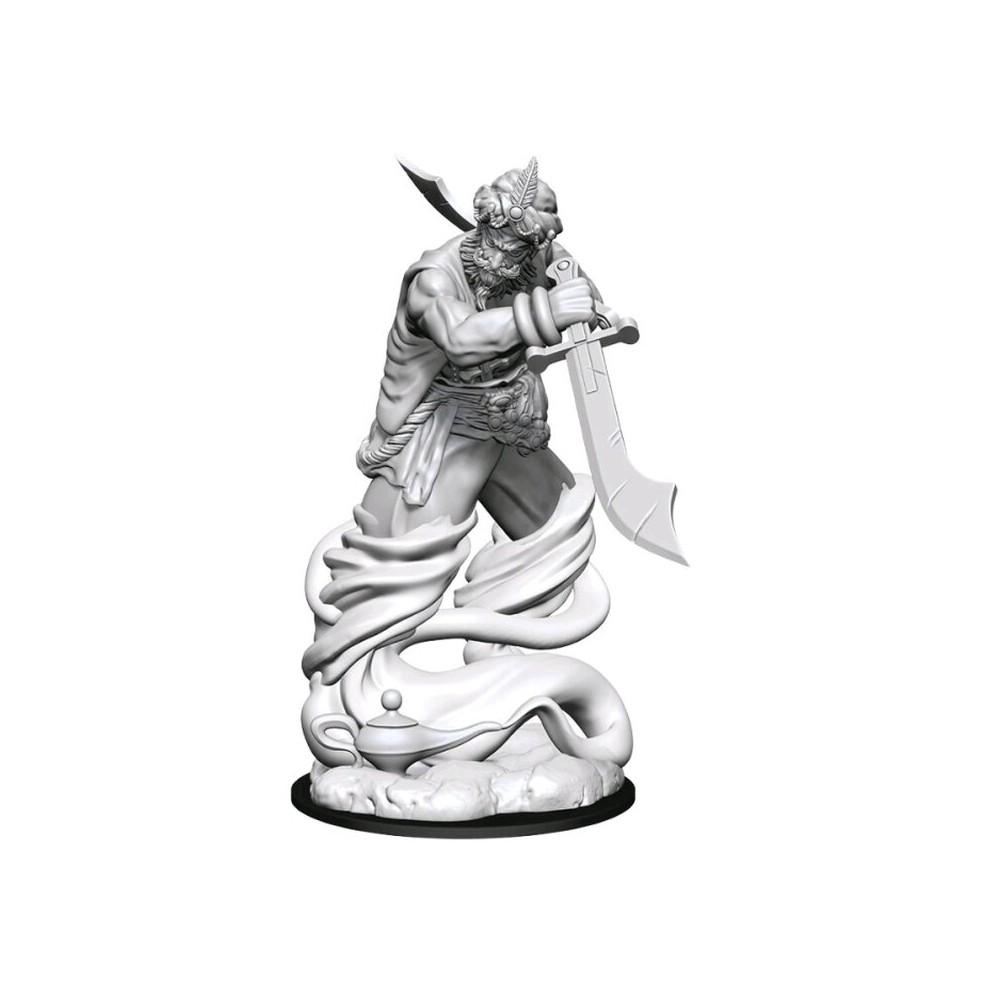 Miniatura Nepictata D&D Nolzur's Marvelous Djinni (W13)