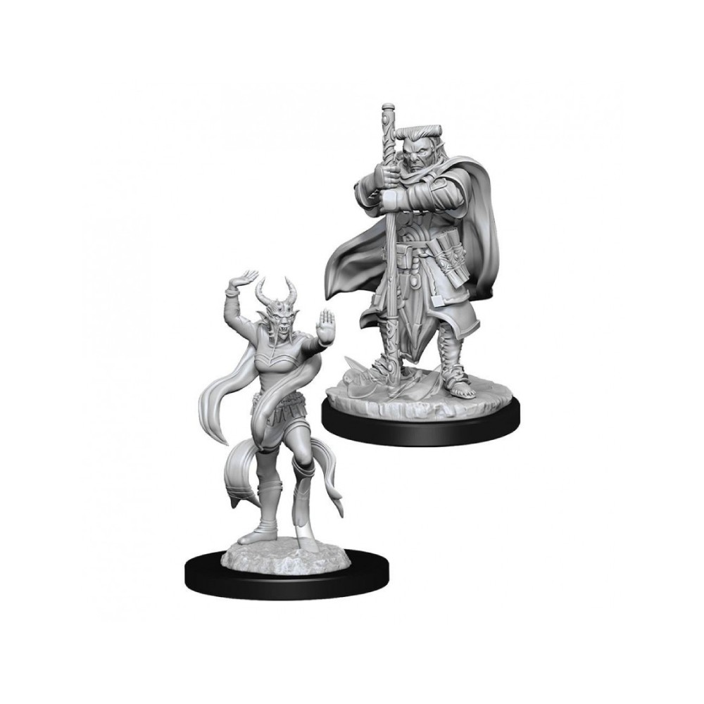 Miniaturi Nepictate D&D Nolzur's Marvelous Hobgoblin Devastator & Hobgoblin Iron Shadow (W13)