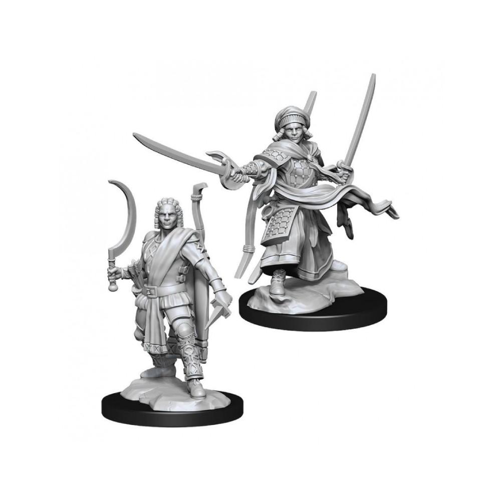 Miniaturi Nepictate D&D Nolzur's Marvelous Human Ranger Male (W13)