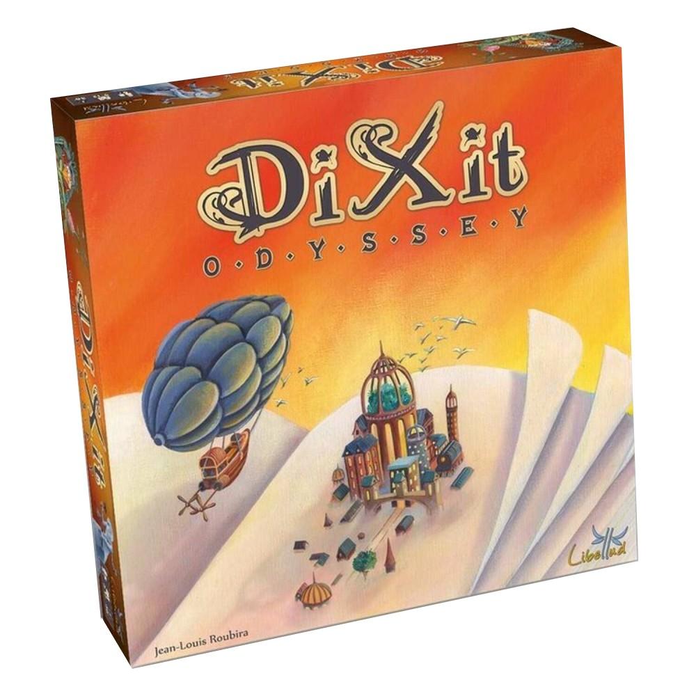 Dixit Odyssey (ediție în limba română)