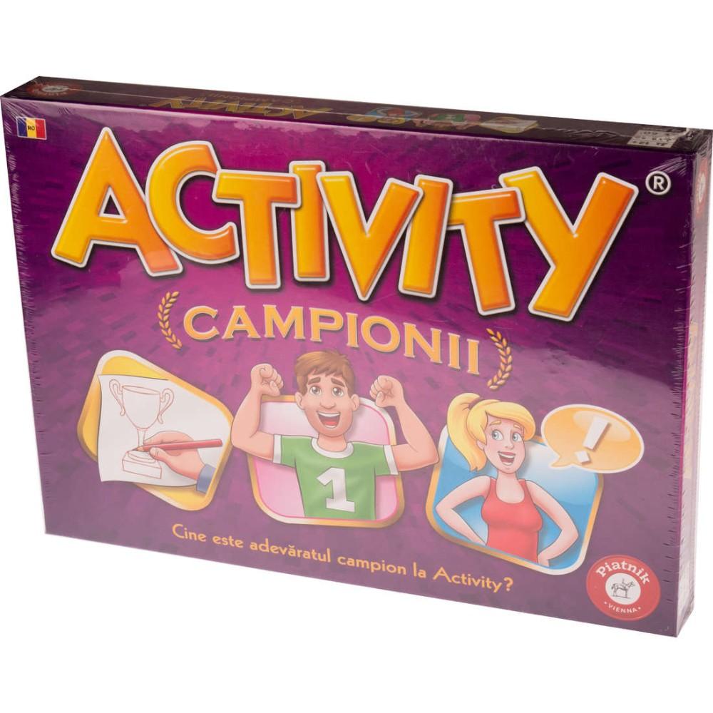 Activity Campionii