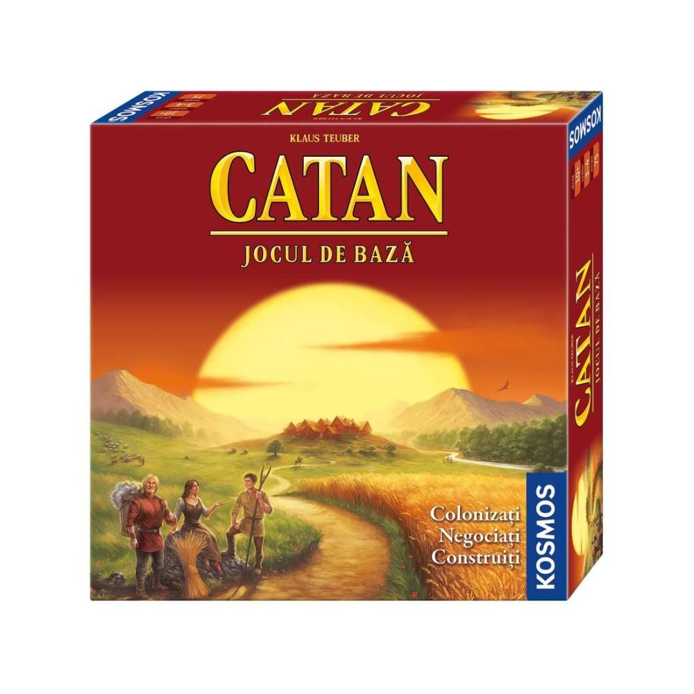 Catan (ediție în limba română)