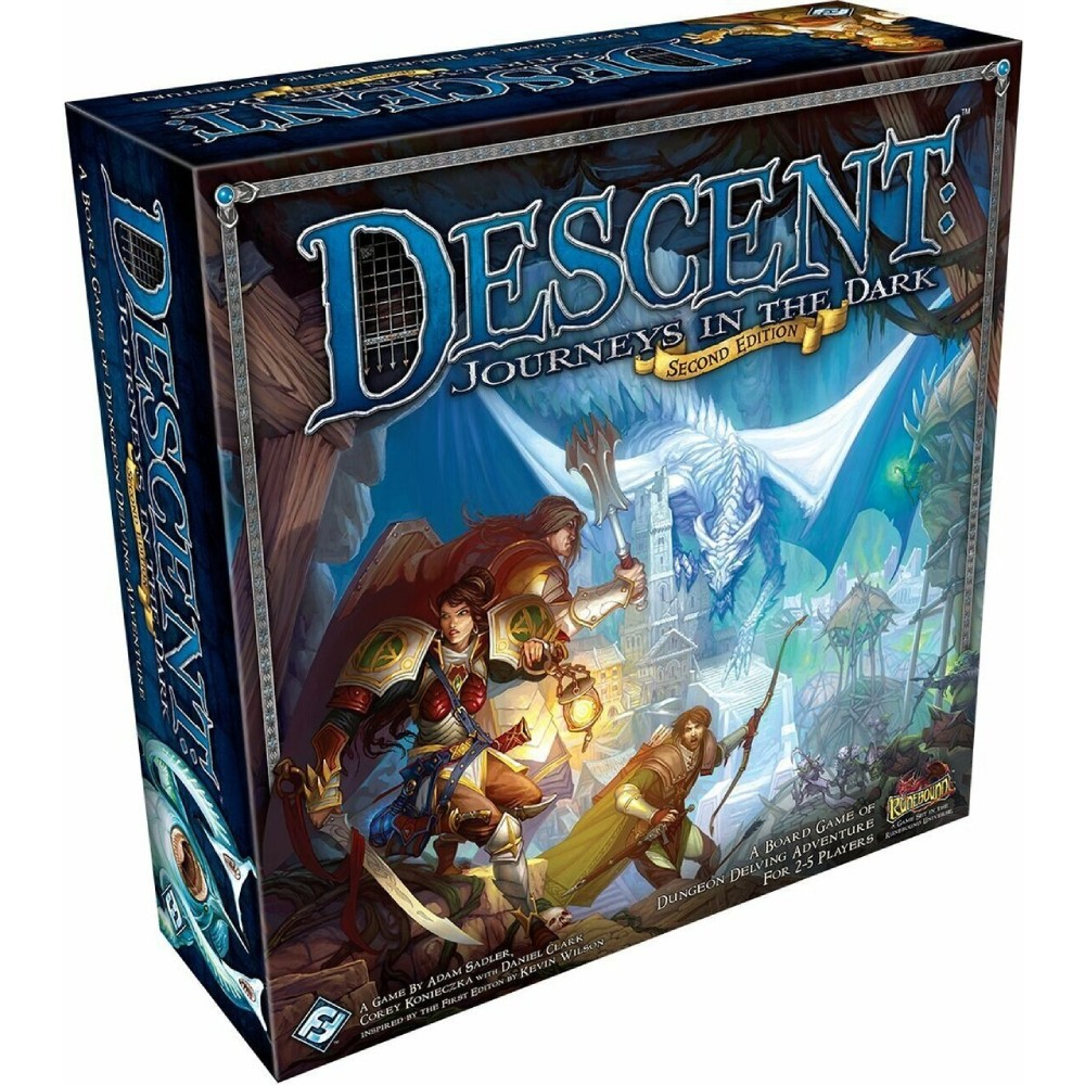 Descent: Journeys in the Dark (ediţia a doua)