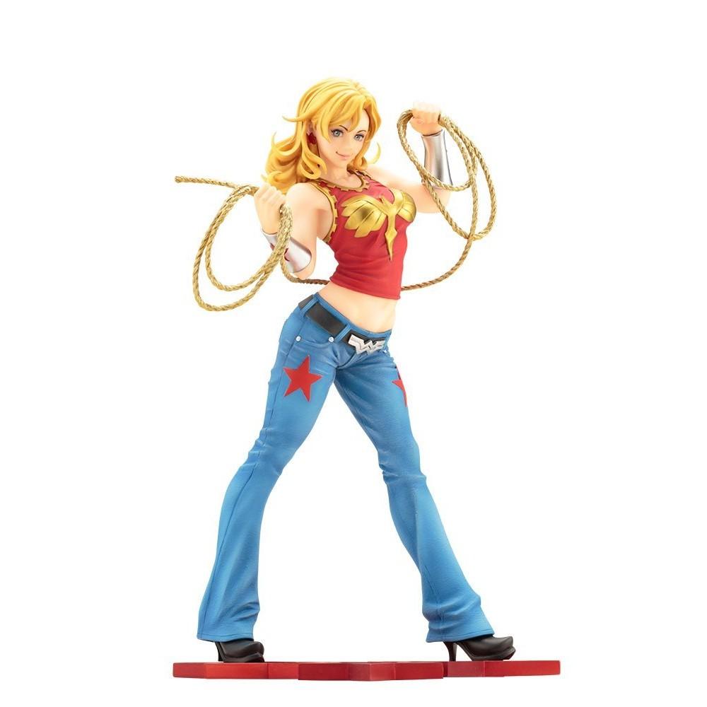 Figurina DC Comics Wonder Girl Bishoujo