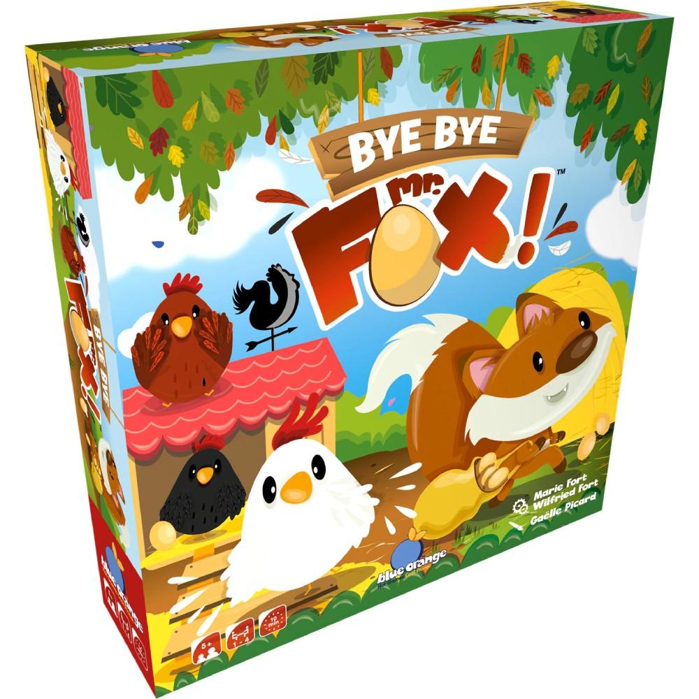 Bye Bye Mr Fox! DETERIORAT