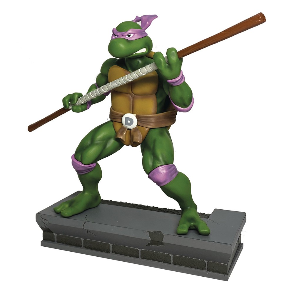 Figurina TMNT Donatello 1:8 Scale PVC