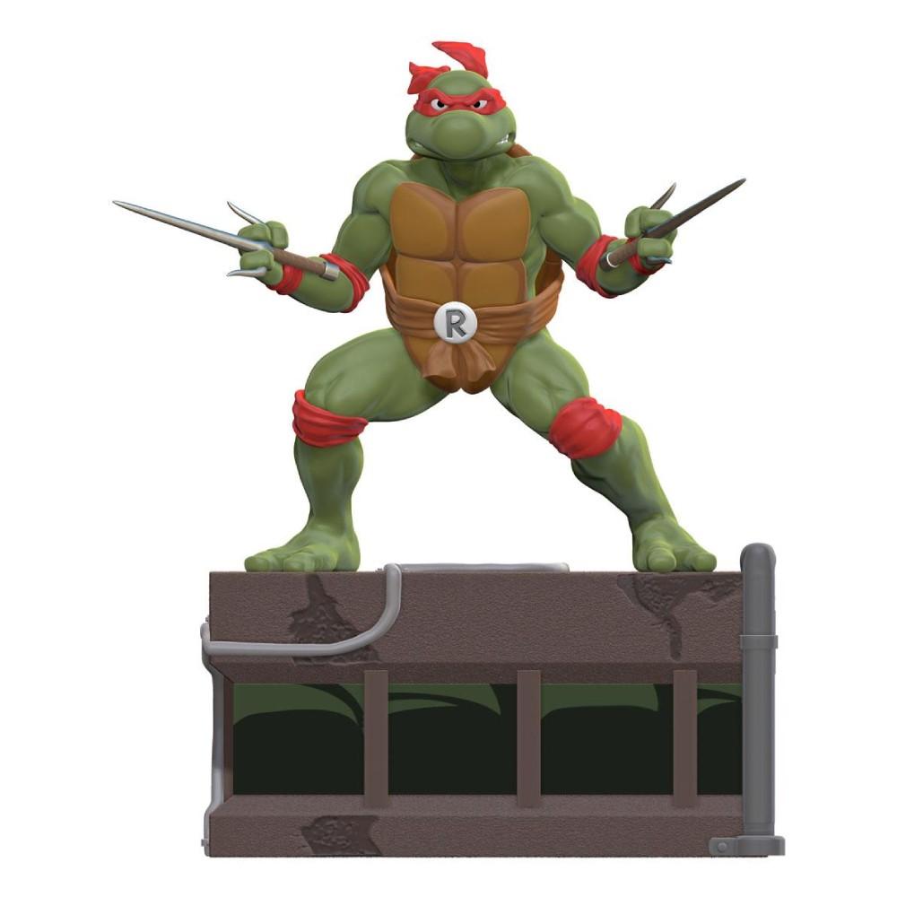 Figurina TMNT Raphael 1:8 Scale PVC